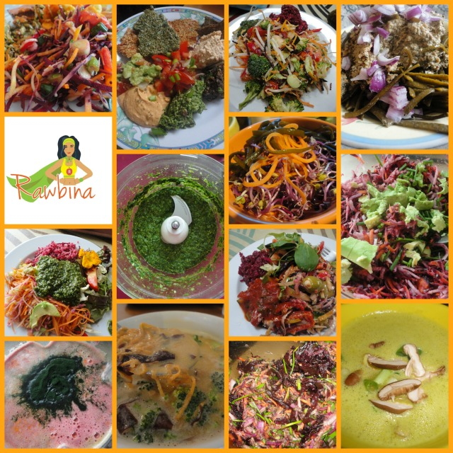 Raw Food  Catering Available